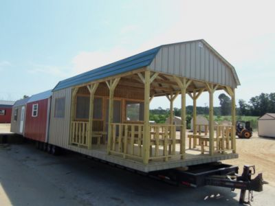 Deck Barn